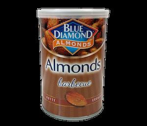 Blue Diamond Barbecue California Roasted Almond 130 gr