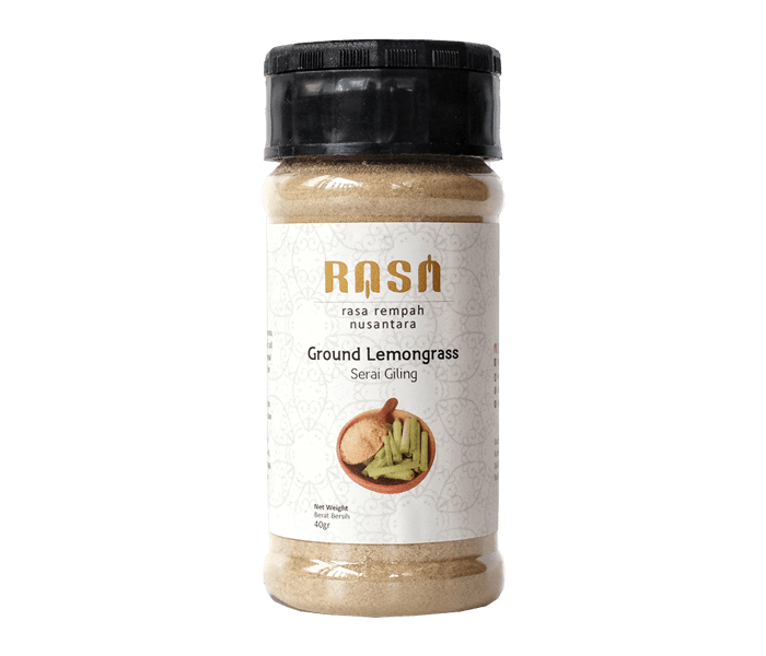 Rasa Ground Lemongrass 40 gr