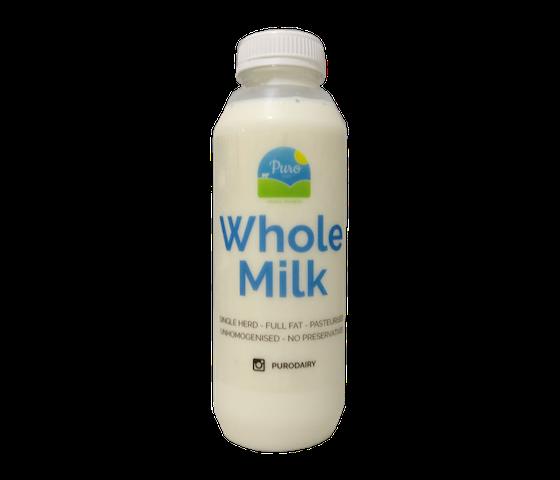 Puro Whole Milk