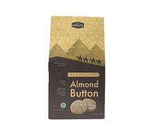 Montis Kue Kering Almond Button Less Sugar