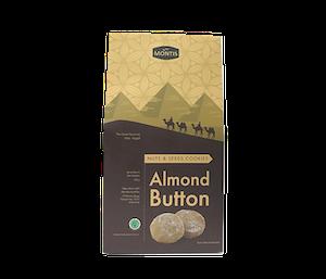 Montis Kue Kering Almond Button Less Sugar