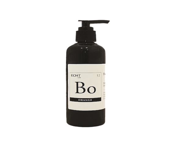 Echt Lab Charcoal Liquid Soap Orange (Bo12) 250 ml