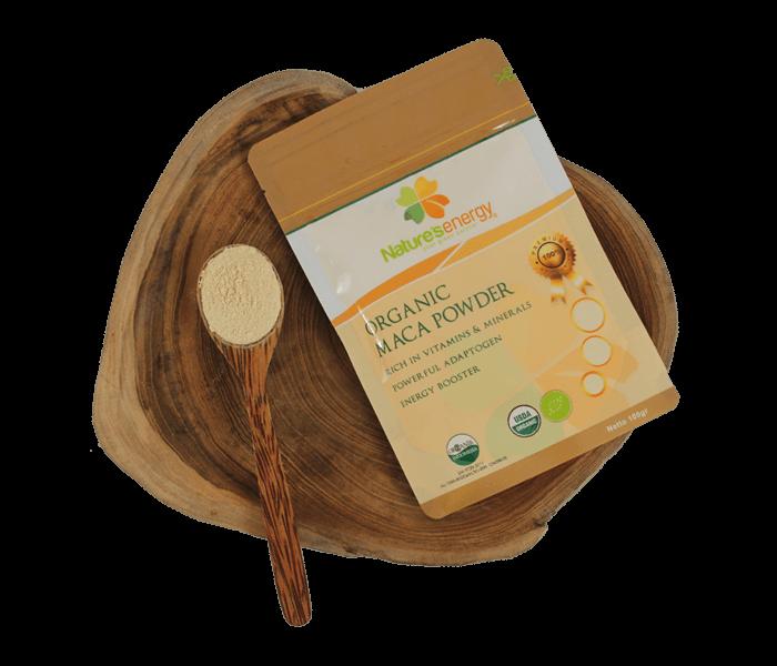 Nature's Energy Raw Maca Powder 100gr
