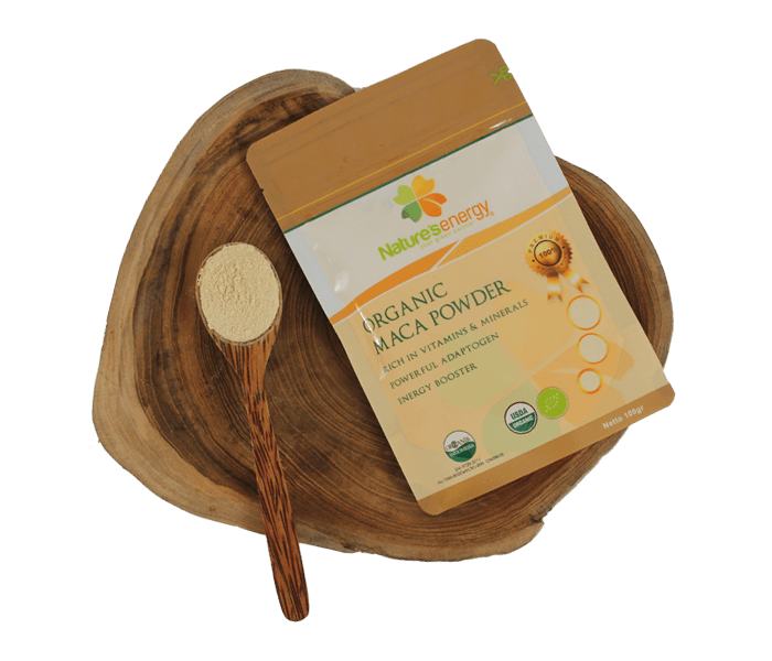 Nature's Energy Raw Maca Powder 100gr