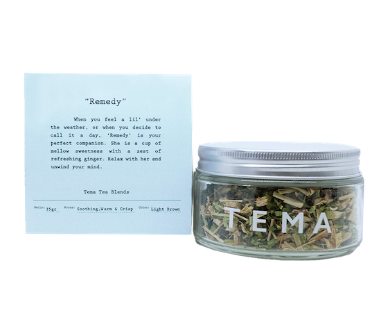 Tema Tea Remedy 35 gr