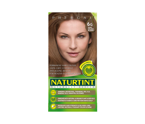 Naturtint Permanent Hair Color 6G (Dark Golden Blonde)