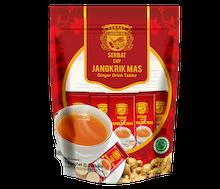 Serbat Cap Jangkrik Mas Ginger Drink Tablet (2 x 10 Tablet)