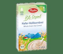 Topfer Bio Organic Sereal Wholegrain Oat 6 Bulan +