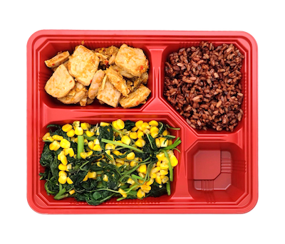 Healthy Bento Lunch Weekly Healthy Living for 5 days