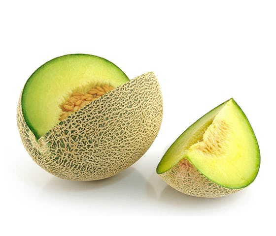 Keranjang Sayur Melon Hijau