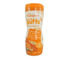 Happy Baby Superfood Puffs Ubi Wortel Bebas Gluten