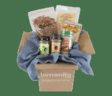 LemoniloBox Paket Bumbu Masak Sehat Western Style