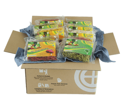 LemoniloBox Paket Mie Instan Pondok Sehat