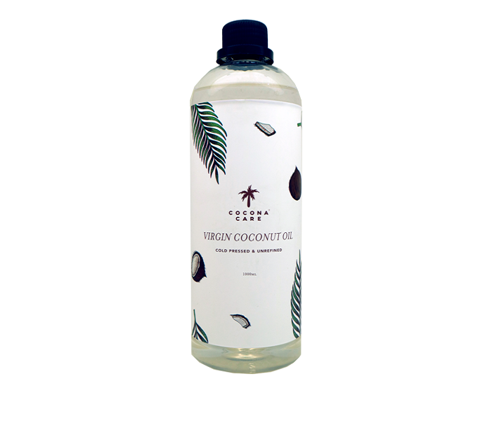 Cocona Care Virgin Coconut Oil (VCO) 1L
