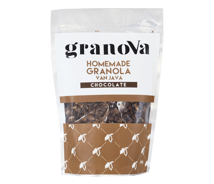 Granova Chocolate Homemade Granola 300 gr