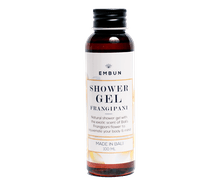 Embun Shower Gel Rejuvenating Frangipani 100 ml