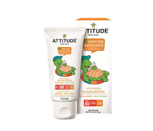 Attitude Little Ones 100% Mineral Sunscreen 75 gr