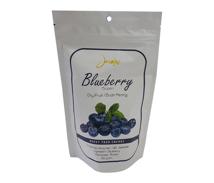 Jasmine Blueberry Dry Fruit 100 gr