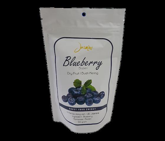 Jasmine Blueberry Dry Fruit 100 gr