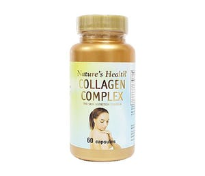 Nature's Health Collagen Complex 60 Kapsul
