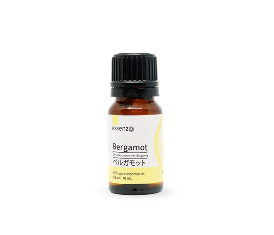 Essenzo 100% Essential Oil Bergamot Oil 10 ml