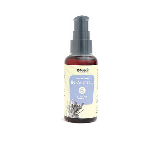 Botanina Comforting Infant Oil 65 ml