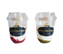 Moo Moo Farm Yogurt Parfait Twin Pack