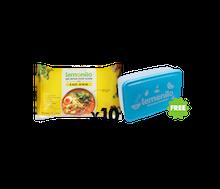 [Promo] BUY 10 Lemonilo Mie Kuah Instan Alami Rasa Kari Ayam FREE Lunch Box Lemonilo
