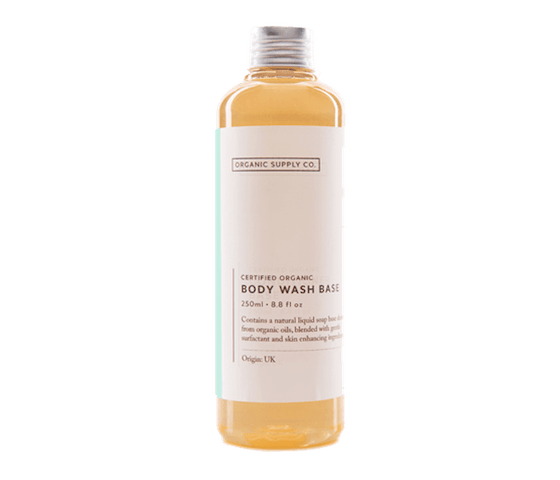 Organic Supply Body Wash Base