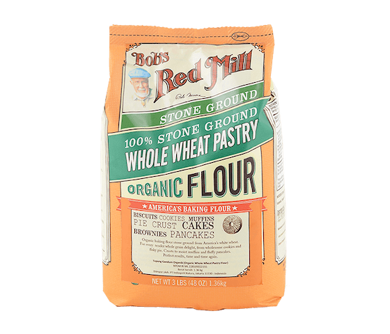 Bob's Red Mill Organic Whole Wheat Pastry Flour 1.3 kg