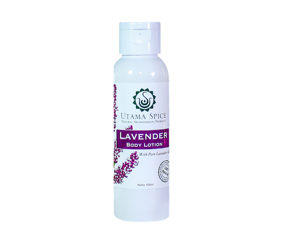 Utama Spice Body Lotion Lavender 100 ml