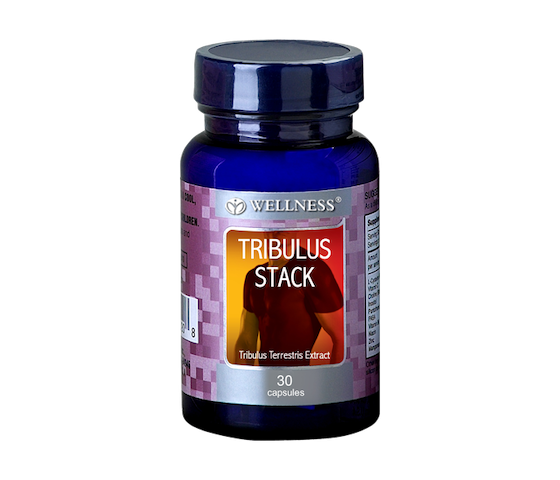 Wellness Tribulus Stack 30 Kapsul