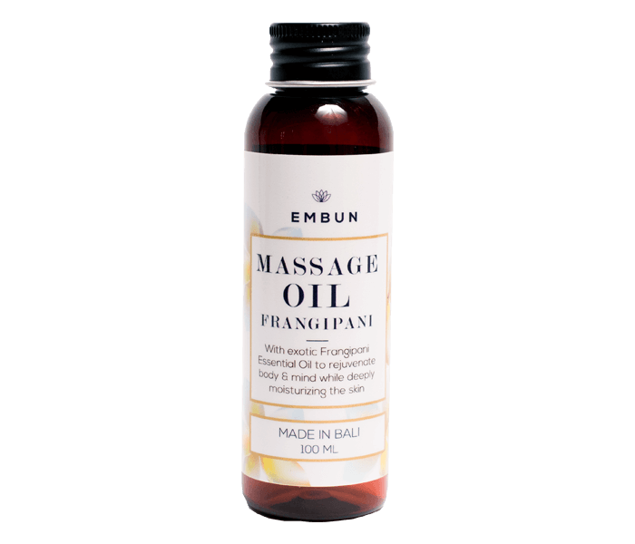 Embun Massage Oil Rejuvenating Frangipani 100 ml