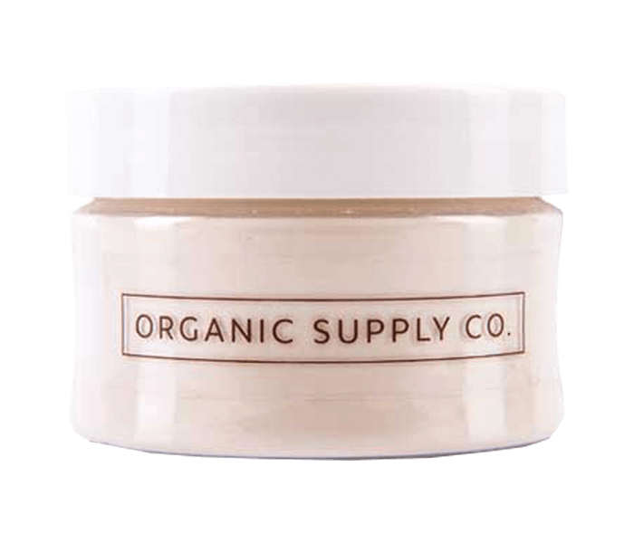 Organic Supply Montmorillonite Clay 120gr
