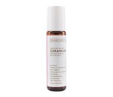 Organic Supply Geranium Arometherapy Roller Ball 10 ml