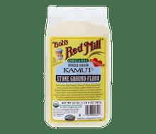Bob's Red Mill Organic Kamut Flour 567 gr