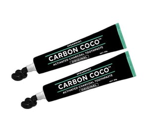 Carbon Coco Spearmint Activated Charcoal Toothpaste 80 gr