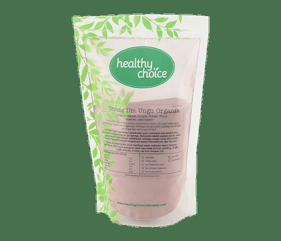 Healthy Choice Tepung Ubi Ungu Organik 500 gr
