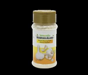 Lemonilo Rempah Alami Bawang Putih Bubuk (Garlic Powder) 50 gr