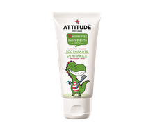 Attitude Little Ones Flouride-Free Strawberry Toothpaste 75 gr