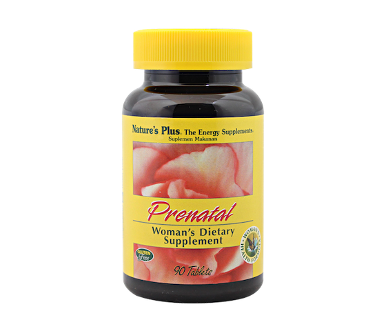 Nature's Plus Prenatal 90 Tablet