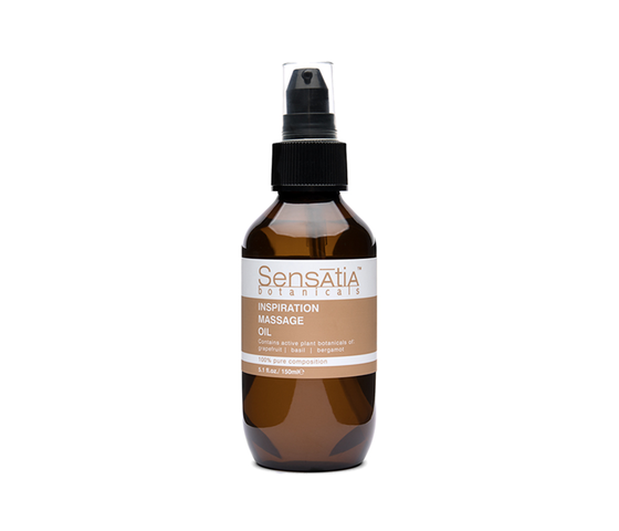 Sensatia Botanicals Inspiration Massage Oil 150 ml