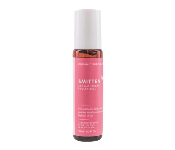 Organic Supply Smitten Aromatherapy Roller Ball 10 ml