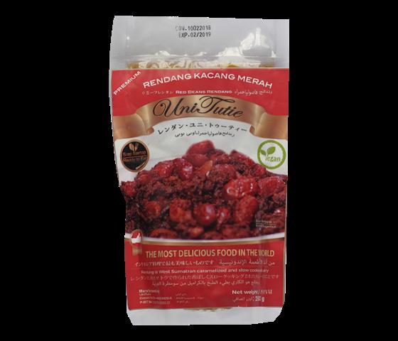 UniTutie Rendang Kacang Merah 250 gr