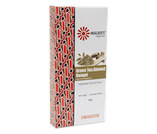 Marguerite Green Tea Almond Nougat 200 gr