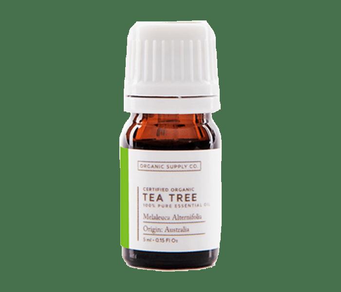 Organic Supply Tea Tree Esential Oil 10 ml