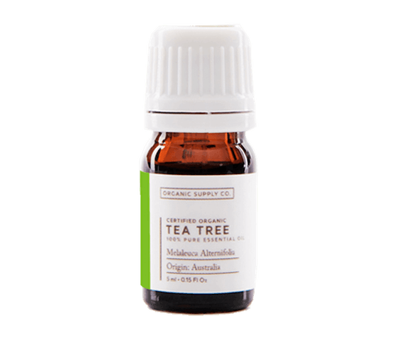 Organic Supply Tea Tree Esential Oil 10 ml