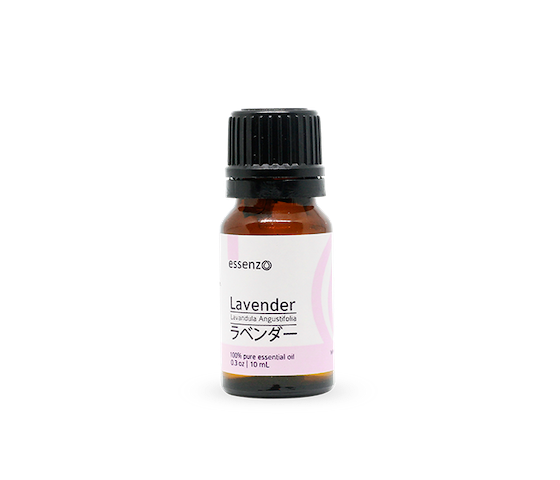 Essenzo 100% Essential Oil Lavender Oil 10 ml