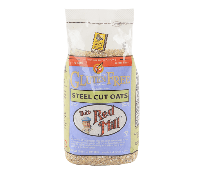 Bob's Red Mill Gluten Free Steel Cut Oats 680 gr
