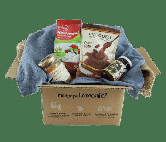 LemoniloBOX Paket Sarapan Sehat